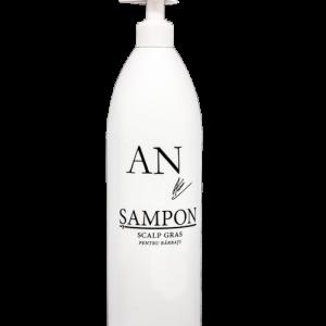 Șampon bărbați scalp GRAS (SAMPON PAR GRAS B) 1000ml