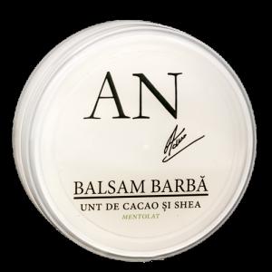 Balsam Barbă Mentolat (UNT CACAO SI SHEA 50GR ML)